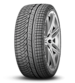 Pilot Alpin PA4 Tires